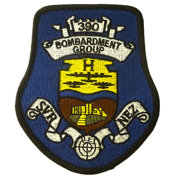 390th Group Patch