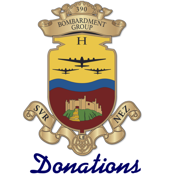 390th Bomb Group logo