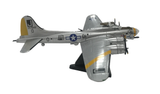 "Photo of model airplane B-17G ""Liberty Belle"""