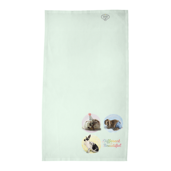 Different is Beautiful Tea Towel