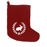 Custom Fleece Holiday Stockings