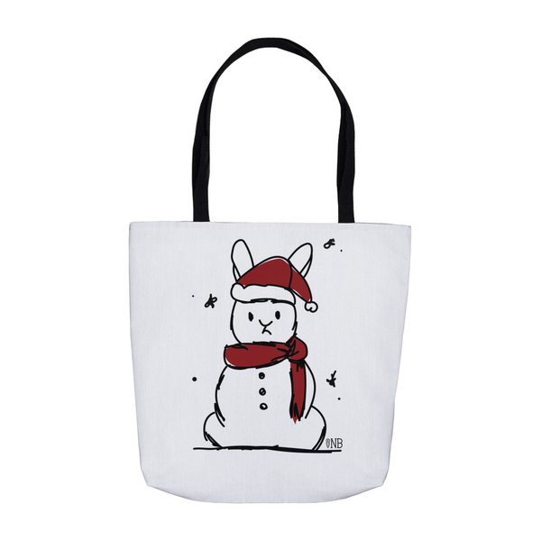 Frosty The Snowbun Tote