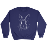 Bunny You Should Ask Pullover & Hoodie