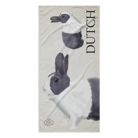 Dutch Beach Towel