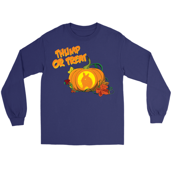 Thump Or Treat Apparel