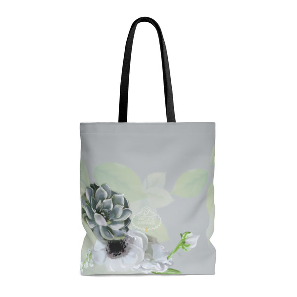 Hour by Flower Tote Bag