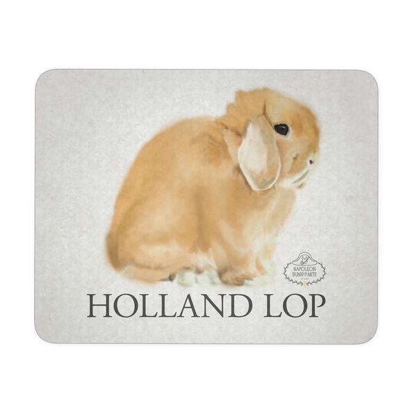 Holland Lop Mousepad