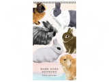 Hare Goes Nothing Calendar