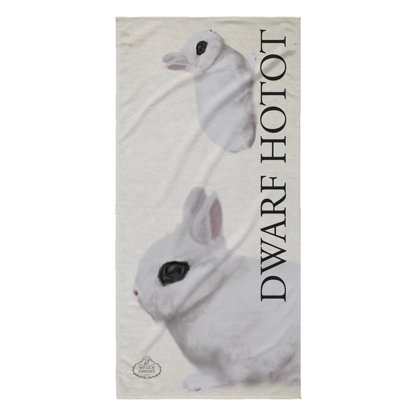 Hotot Beach Towel