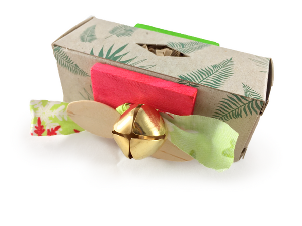 Naughty or Nice Forage Boxes