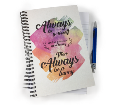 Always Dreaming Notebook