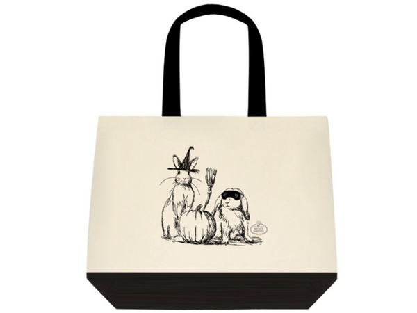Ghostly Tails Tote