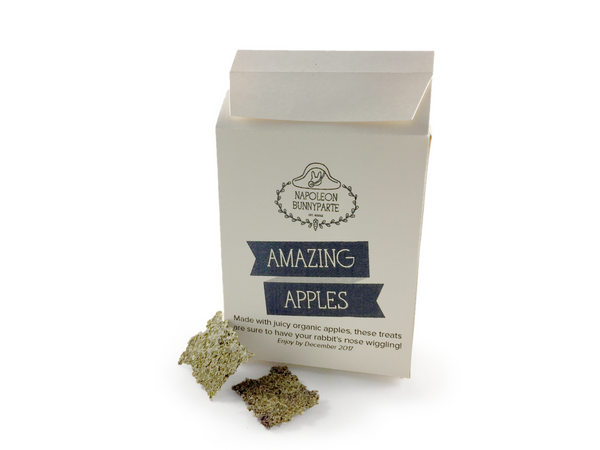 Amazing Apples Organic Rabbit Treats