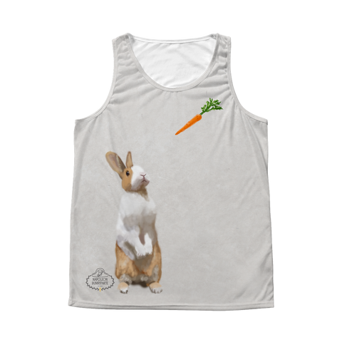 Carrot Live Without You Tank Top