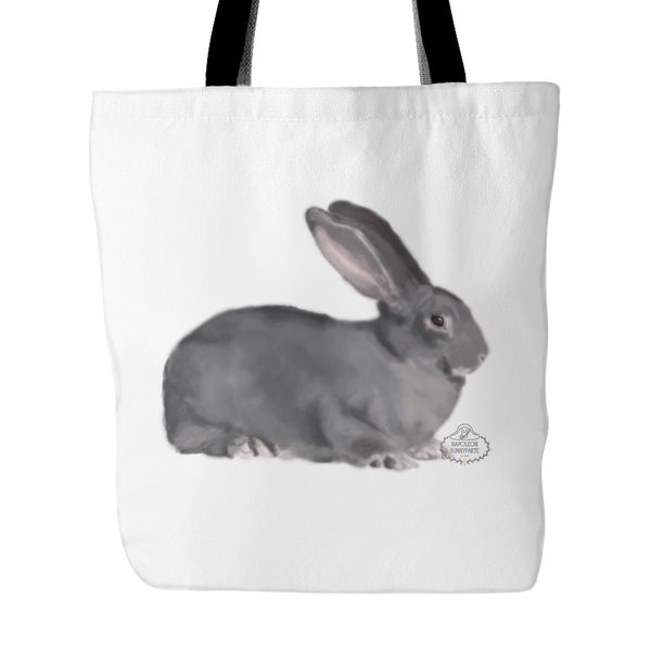 Chinchilla Rabbit Tote