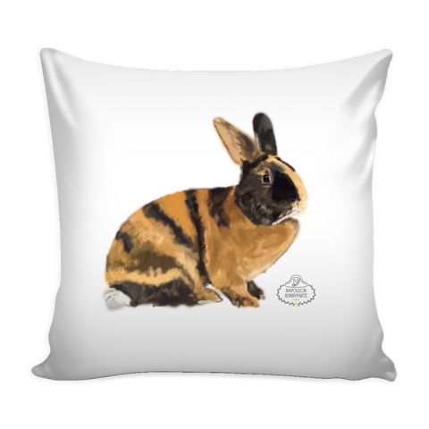 Harlequin Pillow Cover