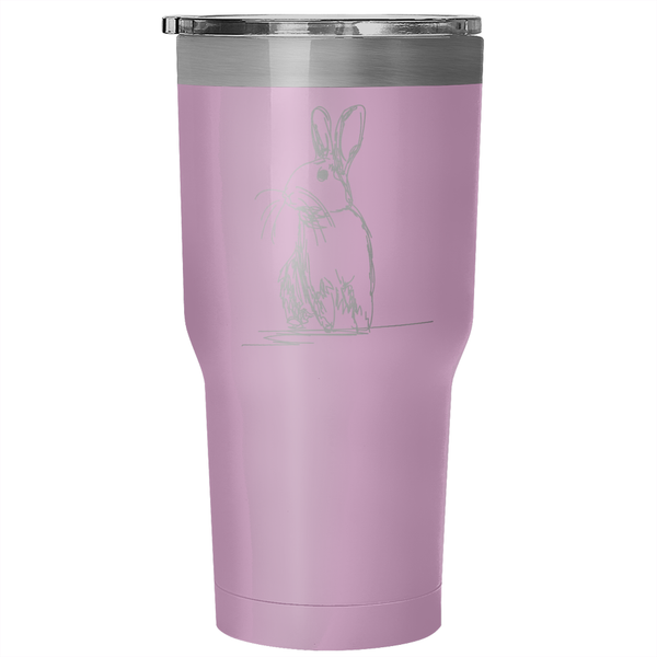 Truth or Hare Tumbler