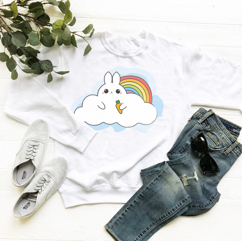 At The End Of The Rainbow Sweatshirt