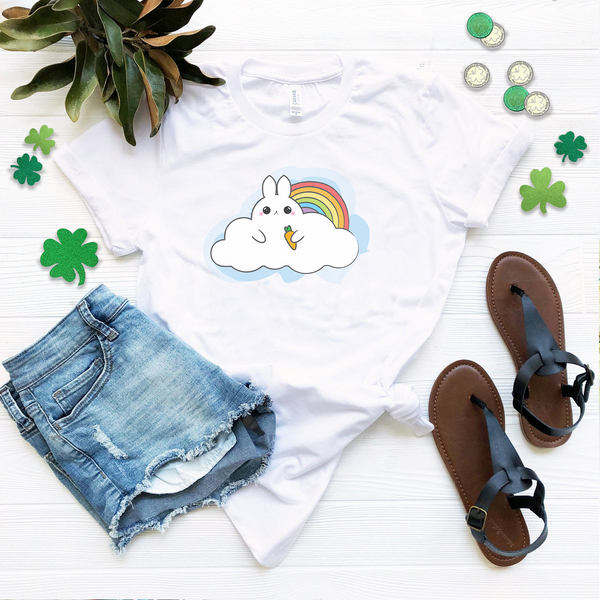 At The End Of The Rainbow Women's TShirt
