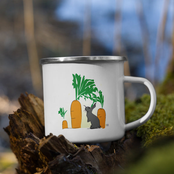 Hops And Dreams Enamel Mug