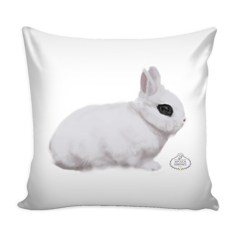 Hotot Pillow Cover