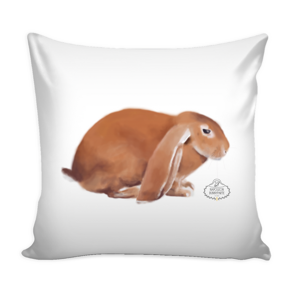English Lop Pillow Cover