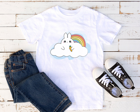At The End Of The Rainbow Unisex TShirt