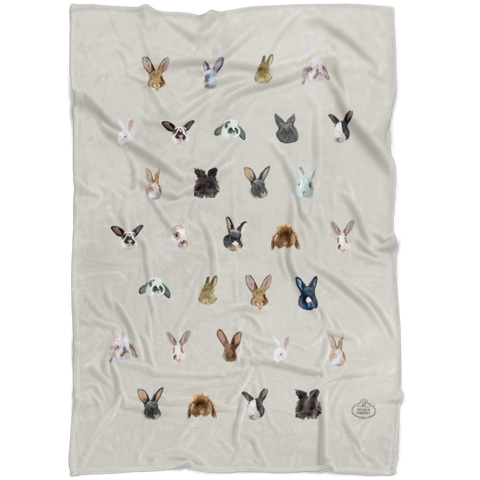 All In This Together Fleece Blanket