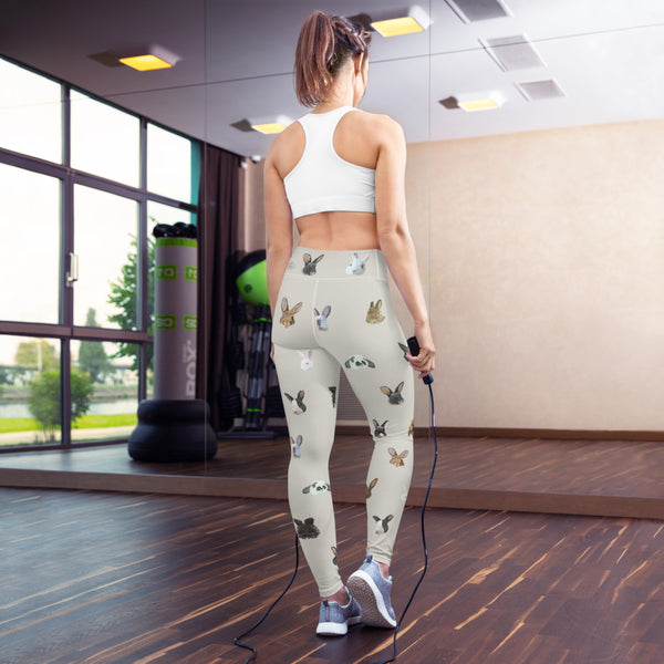 All In This Together High Rise Leggings