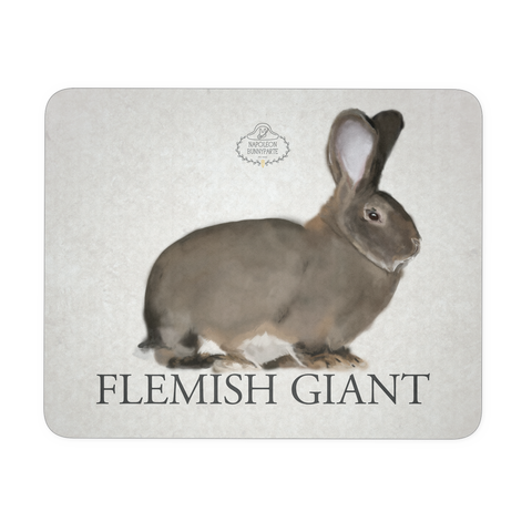 Flemish Giant Mousepad