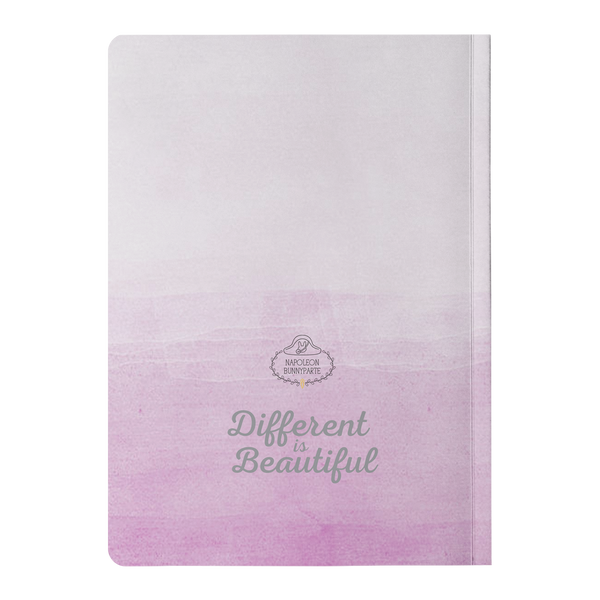 "Different is Beautiful ""Sophie"" Journal"