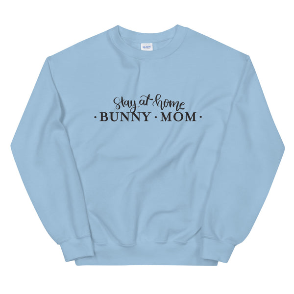 Bunny Mom Unisex Sweatshirt