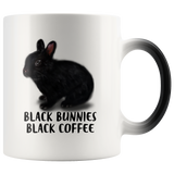 Black Rabbit Friday Mug