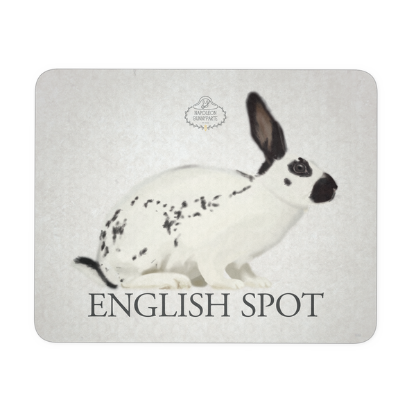 English Spot Mousepad