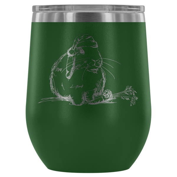 Loppy Holidays Mulled Wine Tumbler
