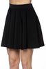 Cara Pleated Skirt