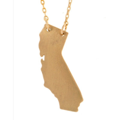 California Necklace Too