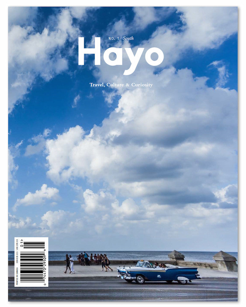Hayo No. 1 Issue - South