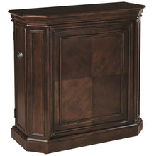 "RAM Gameroom ""BAR CABINET W/ SPINDLE - CAPPUCCINO"" - Ready Bars"
