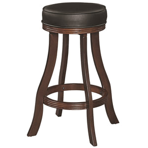 "RAM Game Room ""BACKLESS BARSTOOL - CAPPUCCINO"" - Ready Bars"