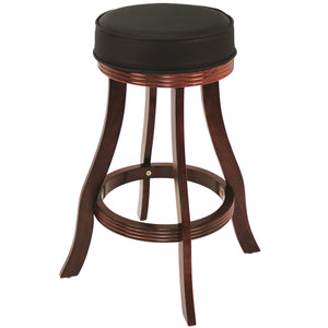 "RAM Game Room ""BACKLESS BARSTOOL - ENGLISH TUDOR"" - Ready Bars"