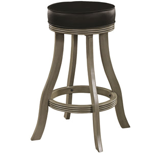 "RAM Game Room ""BACKLESS BARSTOOL - SLATE"" - Ready Bars"