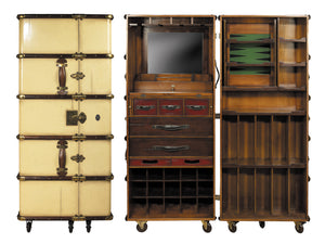 "Authentic Models ""Stateroom Bar, Ivory"" - Ready Bars"