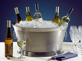 "Bon Chef ""ROUND DOUBLE WALL BEVERAGE TUB"" - Ready Bars"