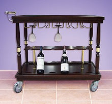 "Bon Chef ""WINE SERVING CART"" - Ready Bars"