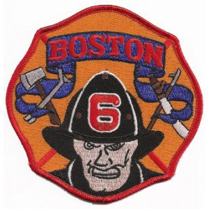 Boston Ladder 6 Patch
