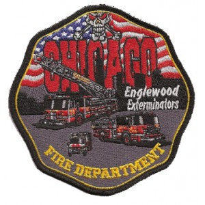 Chicago Englewood Exterminators Patch