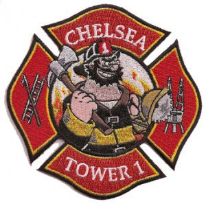 Chelsea, MA Tower 1 Patch