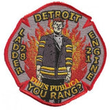Detroit Engine 21 Truck 28 Lurch Patch