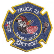 Detroit Truck 22 Patch